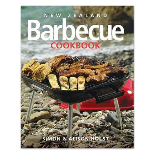 New Zealand Barbecue Cookbook