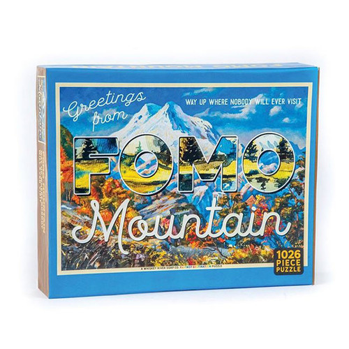 Fomo Mountain Puzzle