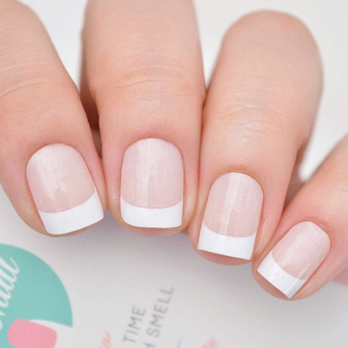 Personail Nail Polish Strips: French Tip