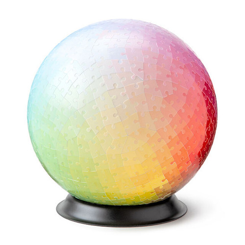 540pc Colours Sphere 3D Puzzle