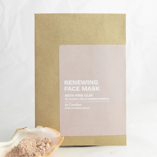 Renewing Pink Clay Face Mask