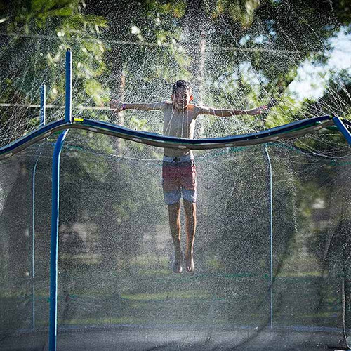 Trampoline Splash Zone: Heavy Duty