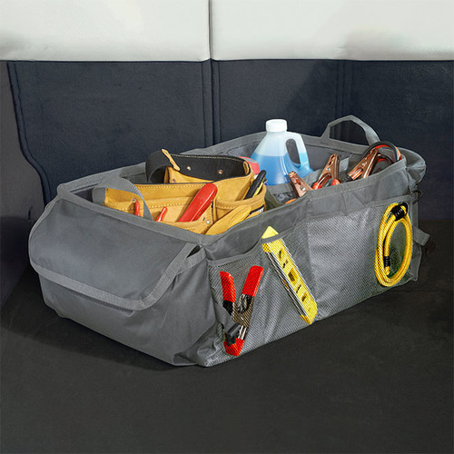Expandable Trunk Organiser