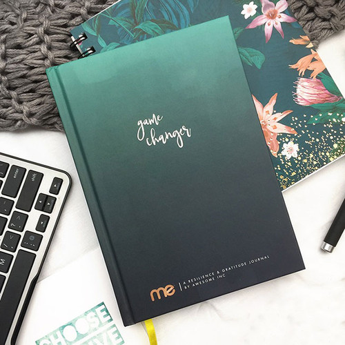 Game Changer Gratitude Journal - Awesome Inc NZ