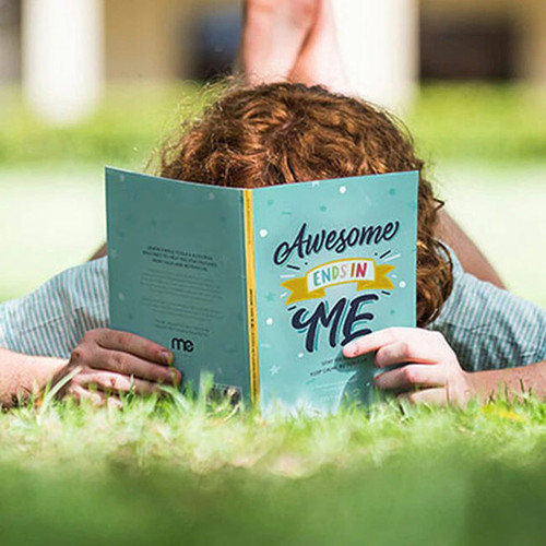 Awesome Ends in Me Gratitude Journal For Kids - Awesome Inc NZ