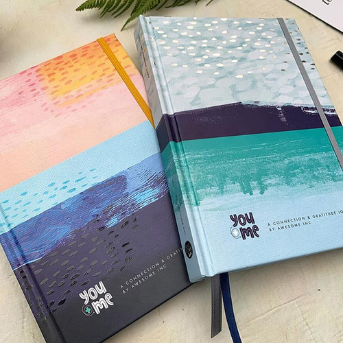 You+Me Connection Journal - Awesome Inc NZ