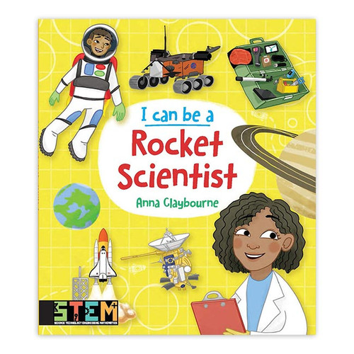 I Can Be A Rocket Scientist book NZ