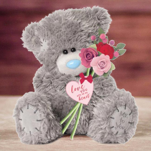 Me to You Love You With All My Heart Bear