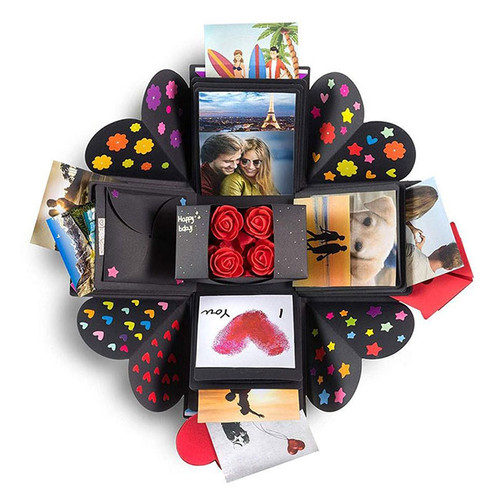 DIY Photo Explosion Box