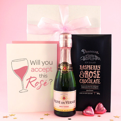 """Will You Accept This Rosé?"" Gift Bundle"