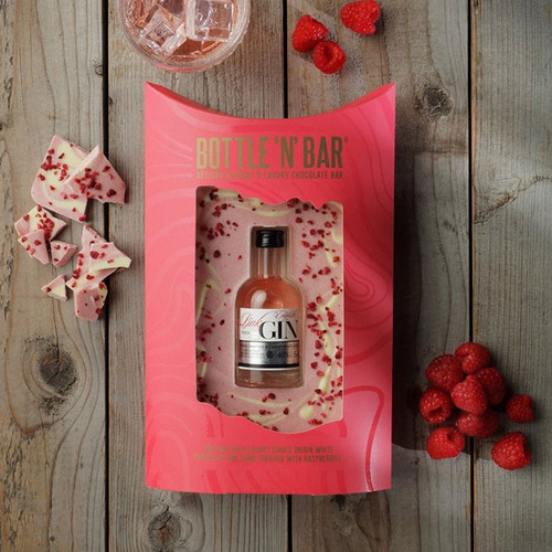 Bottle 'n' Bar: Pink Gin, White Chocolate & Raspberry