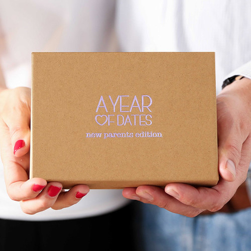 New Parents: Year of Dates Gift Box