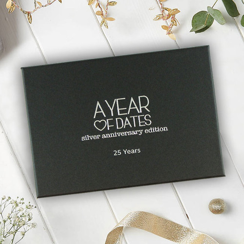 A Year of Dates: Silver 25th Anniversary Edition