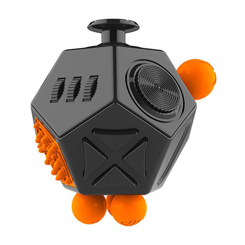 12-Sided Fidget Cube NZ