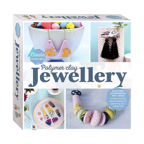 Create Your Own Polymer Clay Jewellery NZ