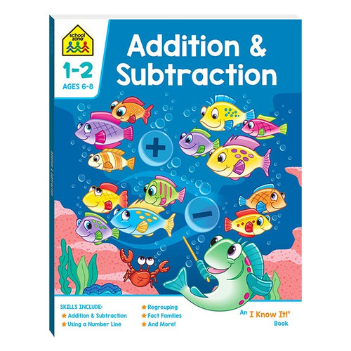 School Zone Addition and Subtraction