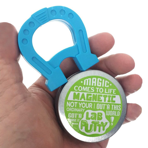 Lab Putty: It's Magnetic NZ