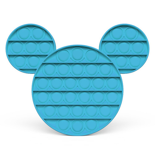 Mickey Silicone Push Pop It Bubble Fidget Toy NZ