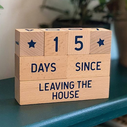 Who's Counting? Work from Home Blocks