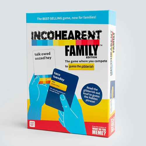 Incohearent Family Edition NZ