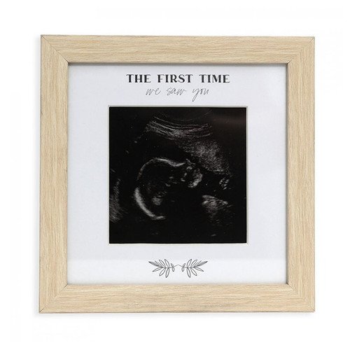 Baby's First Photo Frame
