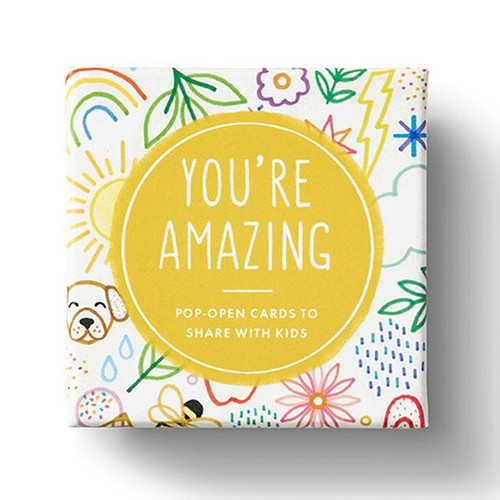 Thoughtfulls For Kids - You're Amazing Pop-Open Cards