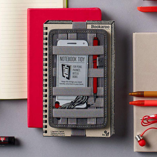 Charcoal Notebook Tidy