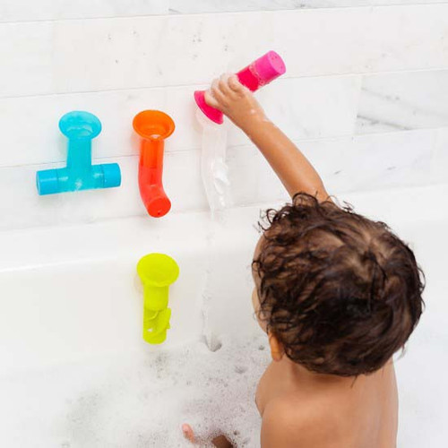 Boon Pipes Building Bath Toy Set