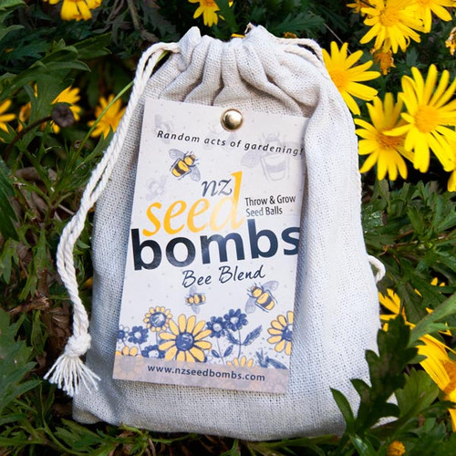 Bee Blend NZ Seed Bomb