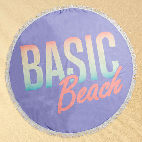 Basic Beach Towel