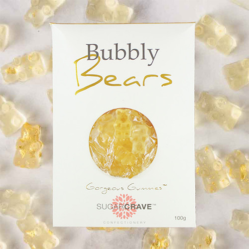 Bubbly Gummie Bears