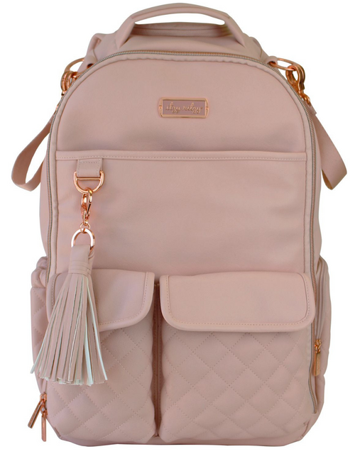 BOSS BACKPACK BLUSH CRUSH