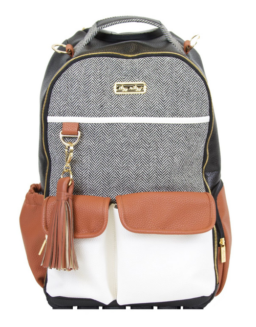 BOSS BACKPACK COFFEE & CREAM