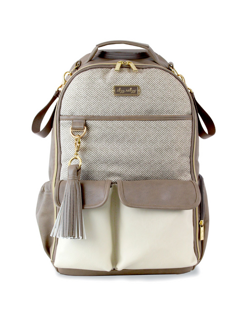 BOSS BACKPACK VANILLA LATTE