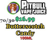 $16.99-Butterscotch Candy- 100ml