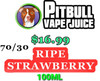 $16.99-Ripe Strawberry- 100ML