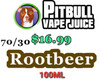 $16.99-Root Beer- 100ML