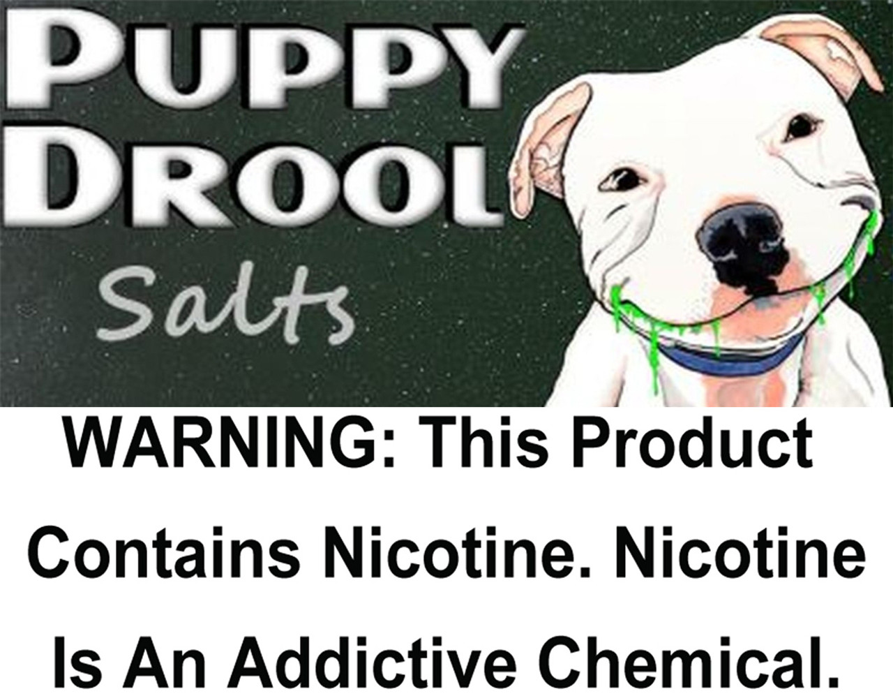 Puppy Drool - Salt Nicotine 30ml
