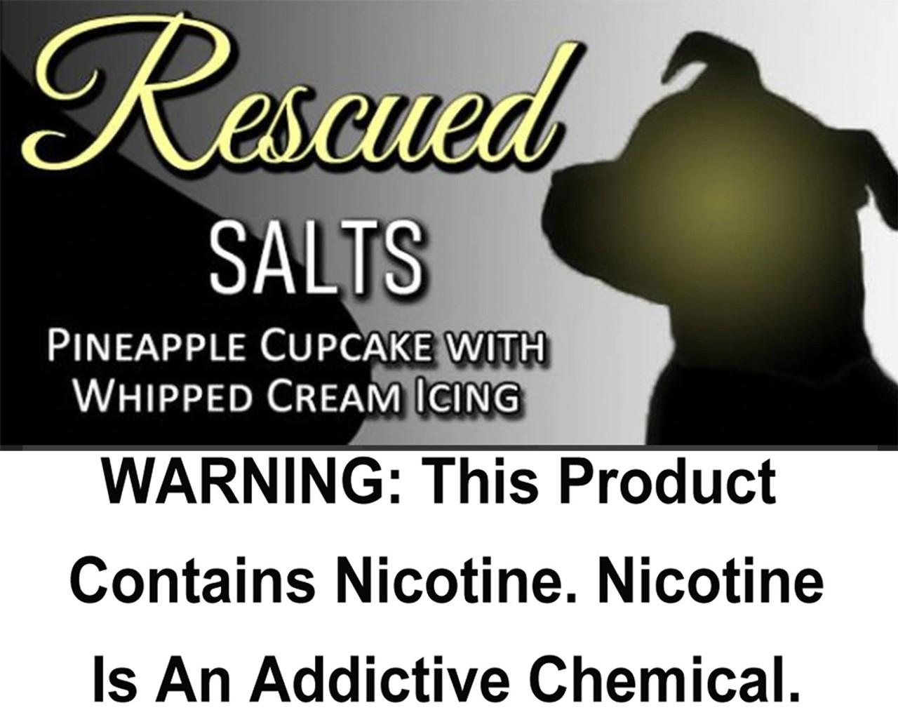 Rescued - Salt Nicotine 30ml