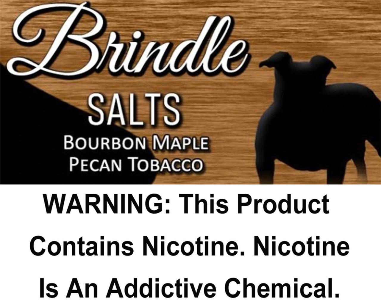 Brindle - Salt Nicotine 30ml