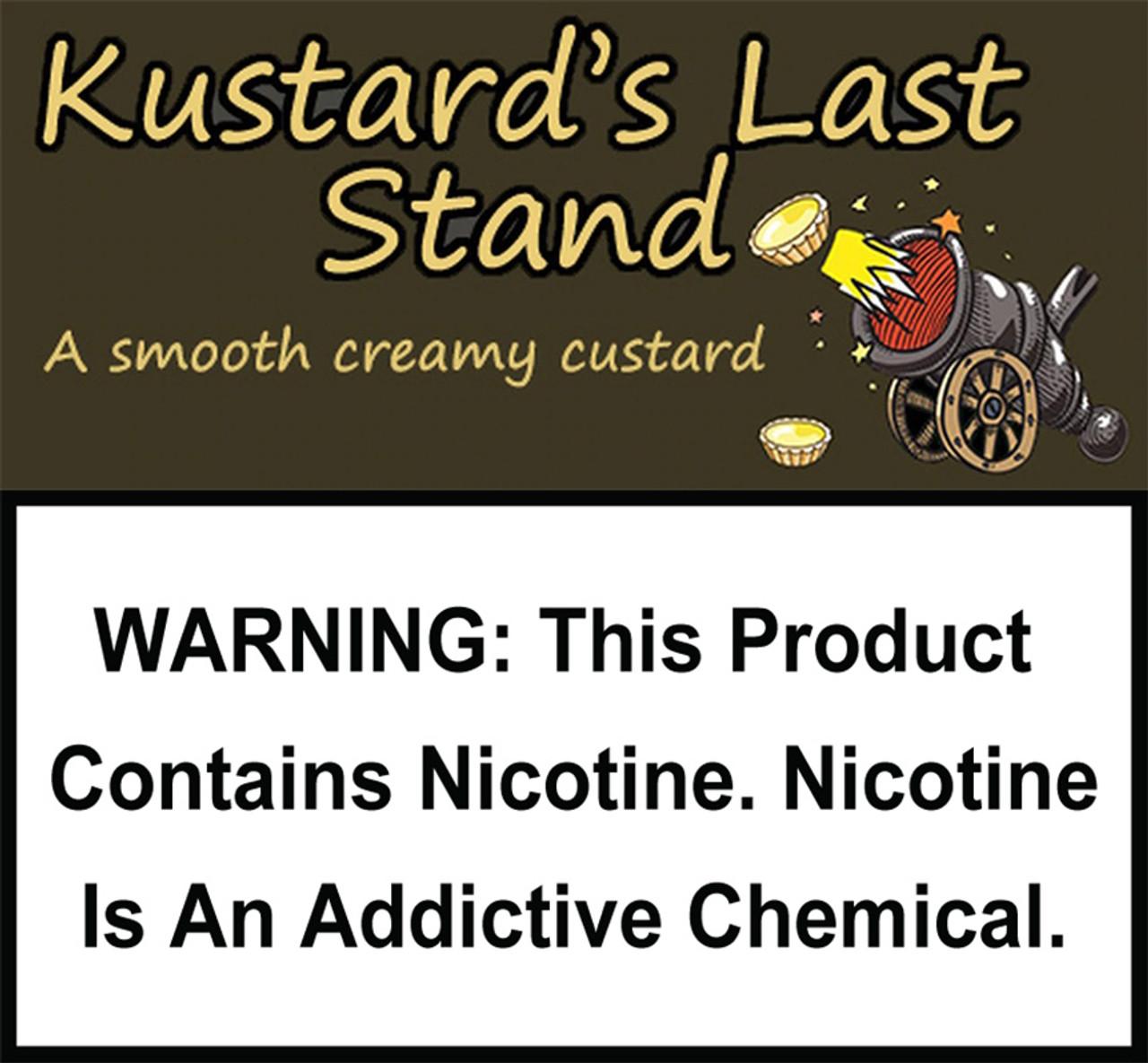 Kustards Last Stand 100ml Squeeze Bottle
