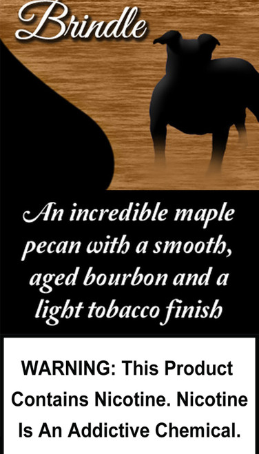 An incredible maple pecan with a smooth, aged bourbon and a light tobacco finish.
