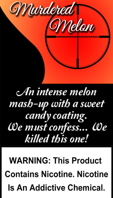 An intense melon mash-up with a sweet candy coating. We must confess... We killed this one!