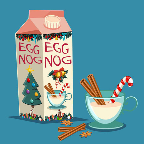 Holiday Nog 100ml Squeeze Bottle