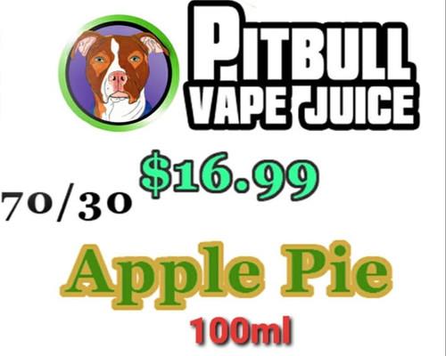 $16.99-Apple Pie- 100ml