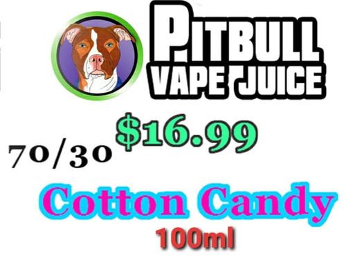 $16.99- Cotton Candy- 100ML