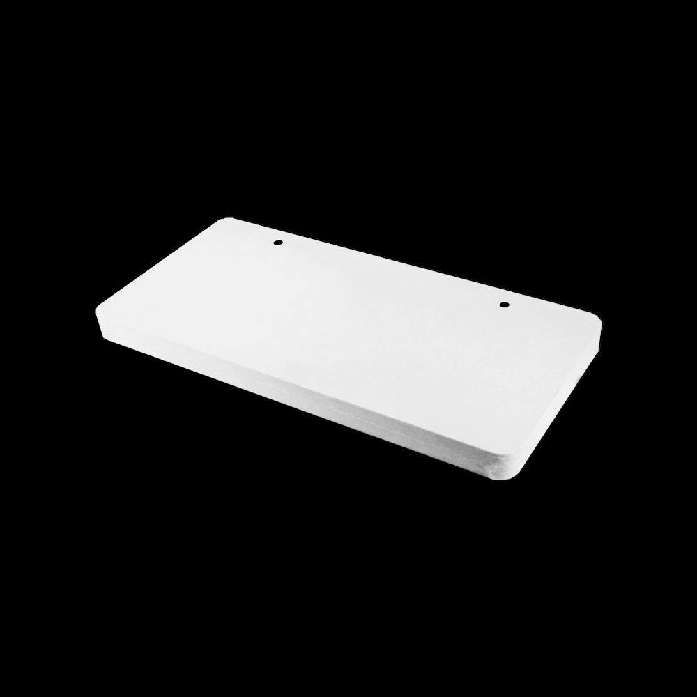 Plasticized eTAG Paper (100 Count)
