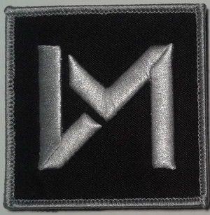 DM Logo Patch