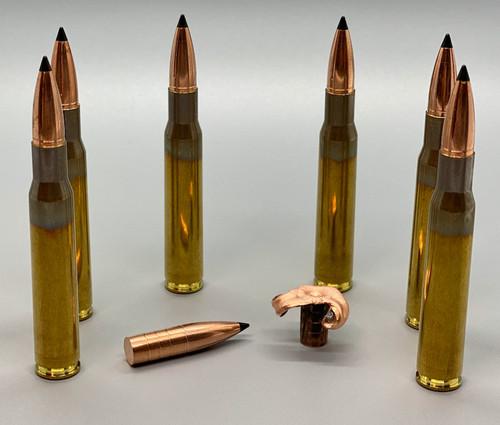 30-06 168 gr SPRG TCX (Total Copper X-panding)