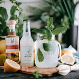 Mint & Lemon Soda - Lussa Gin